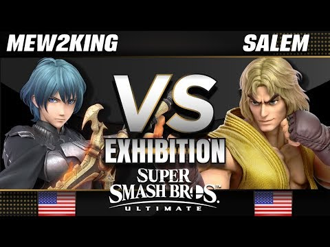 Old & Buffed Vs New Hotness!! Mew2King (Byleth) Vs. Salem (Ken)