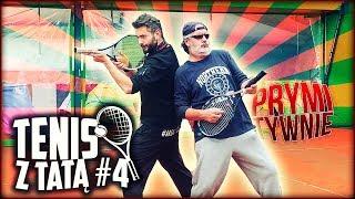 Tenis z tatą 4: Kara na kompa (kabaret Prymitywnie)