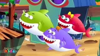 Baby Shark and Friends Celebrating with Spooky Halloween Costume | Kids Cartoon Song