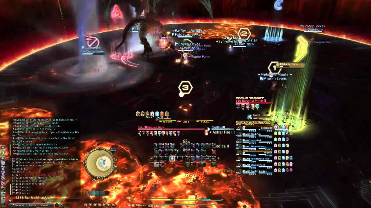 Final Fantasy XIV: A Realm Reborn - Games - Facepunch Forum