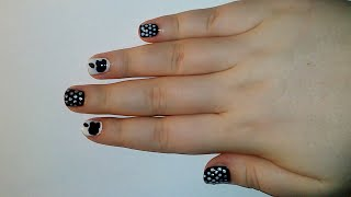 Apple Iphone 6 Inspired Nail Art Tutorial | Samantha Beauty Thumbnail