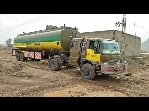Watch Oil Tanker 14.Weelar l Pakistan l Punjab