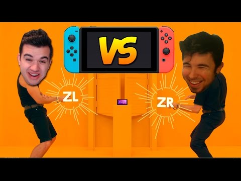 NINTENDO SWITCH | Willyrex VS sTaXx | 1, 2, SWITCH!