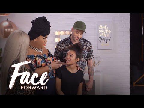 Caterina Wants Karrueche Tran's Unique, Sleek Look! | Face Forward | E! News