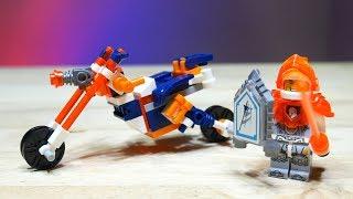 Nexu Knights Toy Model Plastic Building Blocks Toys For Kids