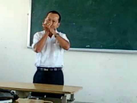 Thay Thanh thoi Harmonica