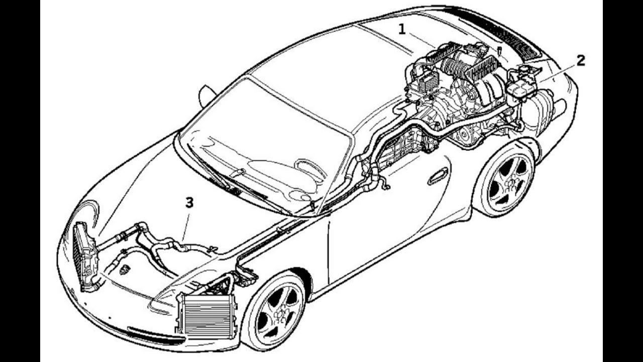 99 Porsche 911(996) Part2 Manual transmission rebuild