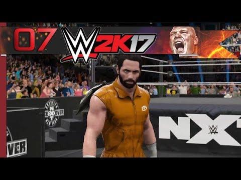 WWE 2k17 - Finissons sur la table !
