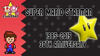 Super Mario Starman 【1985-2015】 30th Anniversary