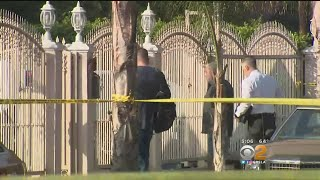 Man In 70s Shot To Death On His Front Lawn