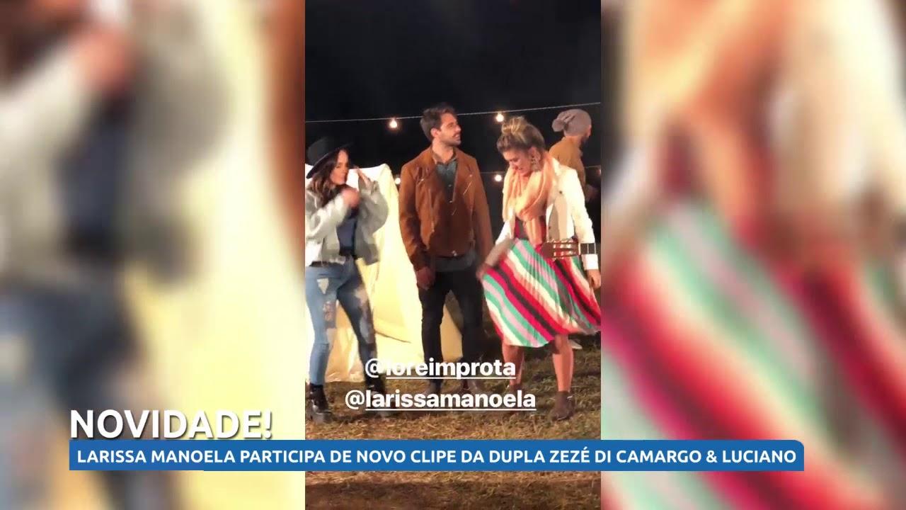 5b116c400f0d0 Zezé di Camargo   Luciano gravam clipe com Larissa Manoela - YouTube