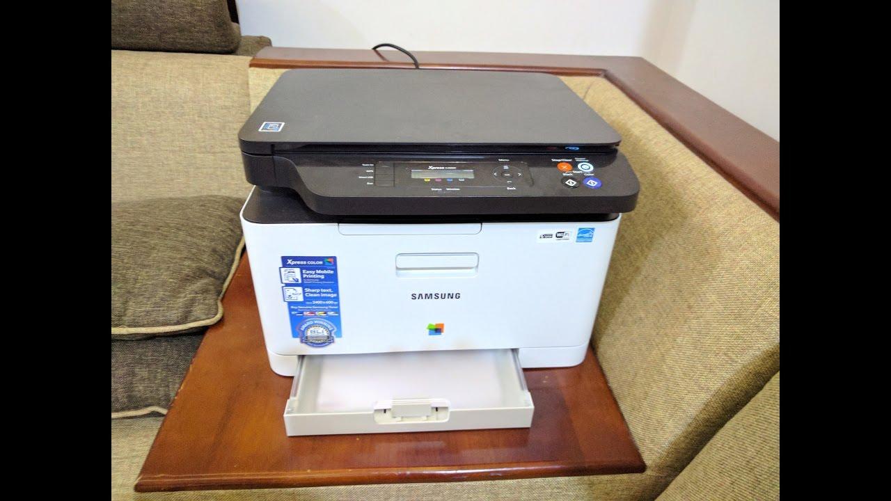 driver stampante samsung xpress c480fw