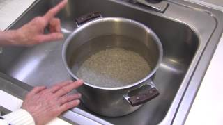 Reduce Arsenic in Brown Rice
