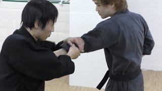 高木楊心流柔体術 其之三 Takagiyoshin-ryu jujustu taijutsu 武神館 Bujinkan