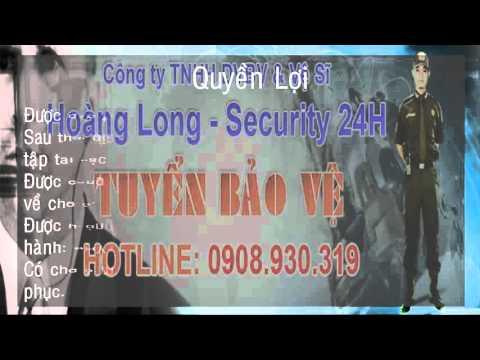 Việc làm Bảo Vệ Hoàng Long Vina Security cần tuyển dụng