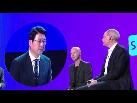 Inclusive Intelligence – Sebastian Thrun & Stuart Russell | SDF2016