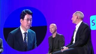 Inclusive Intelligence - Sebastian Thrun & Stuart Russell | SDF2016