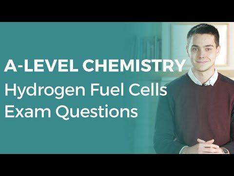 Hydrogen Fuel Cells Exam Questions   A-level Chemistry   OCR, AQA, Edexcel