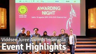 Viddsee Juree Indonesia 2019 Event Highlights!