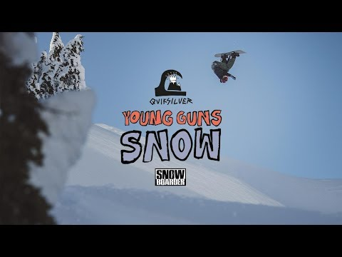 2018 Quiksilver Young Guns Snow