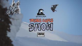 2018 Quiksilver Young Guns Snow
