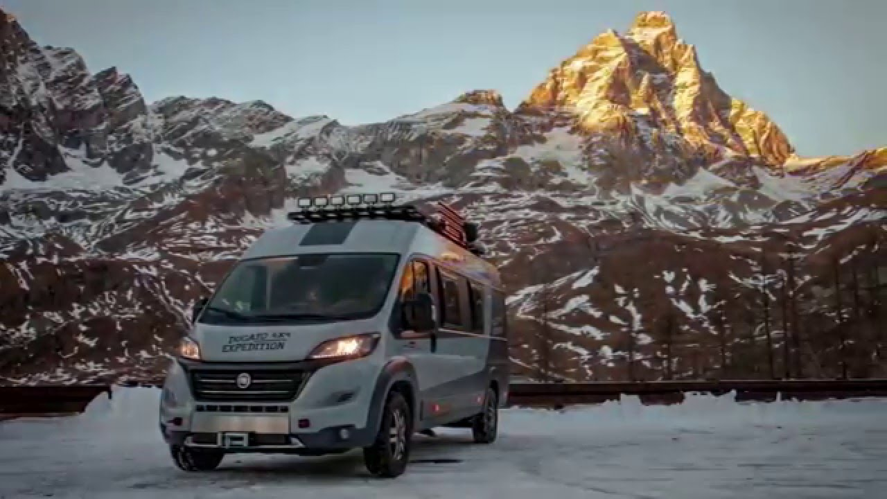 fiat ducato 4x4 expedition youtube. Black Bedroom Furniture Sets. Home Design Ideas