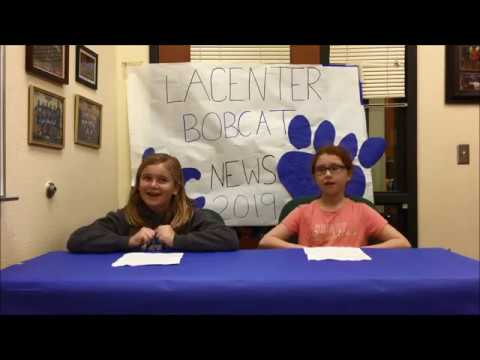 La Center Elementary School Bobcats Fall News 2 December, 2019