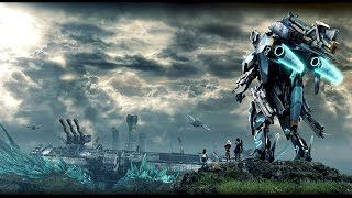 Xenoblade Chronicles X - Начало игры HD [1080p] (Wii U)