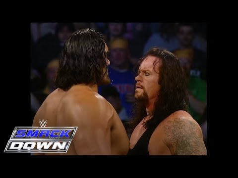 The Great Khali's WWE Debut: SmackDown, April 7, 2006