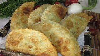 Рецепт - Болгарские чебуреки ( Ругувачки )
