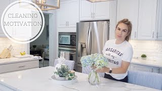 CLEANING MOTIVATION/CLEAN WITH ME