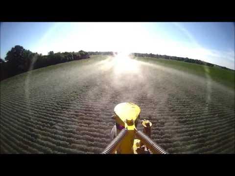 Aerial Spraying 2015
