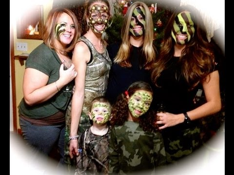 A few photo shares from the Camo Party!