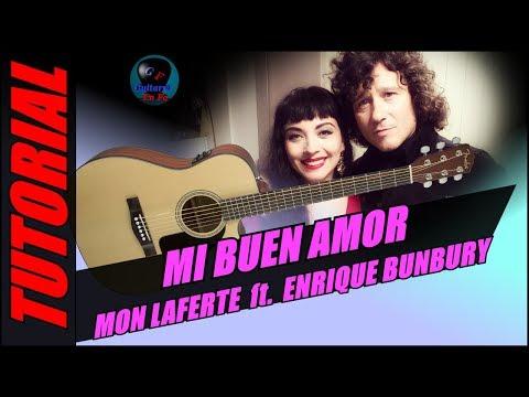 Cómo tocar Mi Buen Amor en guitarra - Mon Laferte ft. Enrique Bunbury - (TUTORIAL) Temporada 2.