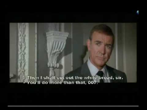 James Bond and Free Radicals
