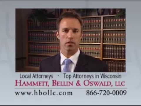 Appleton, Neenah, Wisconsin Personal Injury Attorneys - Hammett, Bellin & Oswald, LLC