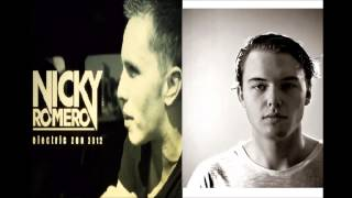 Nicky Romero, Otto Knows, NERVO, Burn - Lies Home (STOCKHOLM SYNDROME Edit)