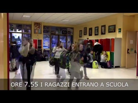 CLASSI SENZA AULE_SCUOLA MEDIA DI CUMIANA