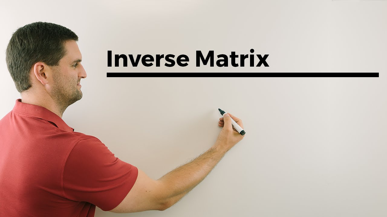 inverse matrix bestimmen simultanverfahren 3x3 matrix. Black Bedroom Furniture Sets. Home Design Ideas