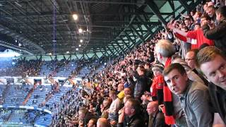 This is how it feels to be City! (MUFC Away at Real Madrid)