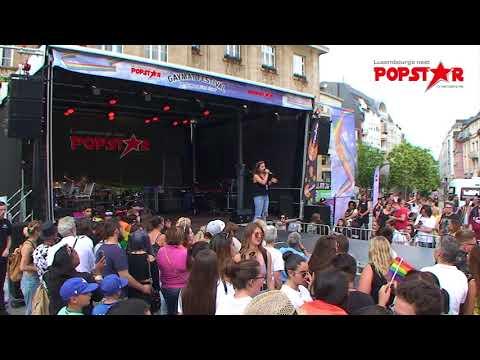 Luxembourg's Next Popstar 2018 Winner - Jessica Gomes Carvalho