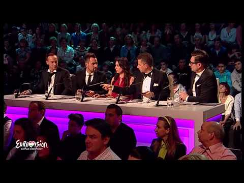 A Dal 2013 nemzeti döntő - Eurovision Song Contest Hungarian Final - 2013 MTVA