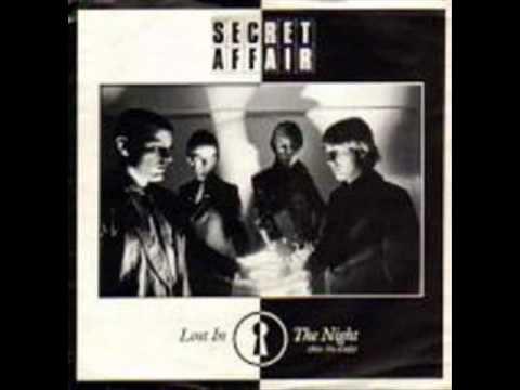 Lost In The Night - Secret Affair