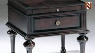 Makenzie End Table 820-02 By Fairmont Designs