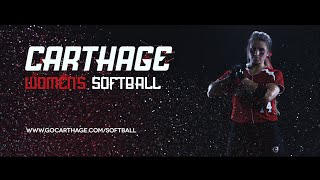 Carthage College Softball Feature Video