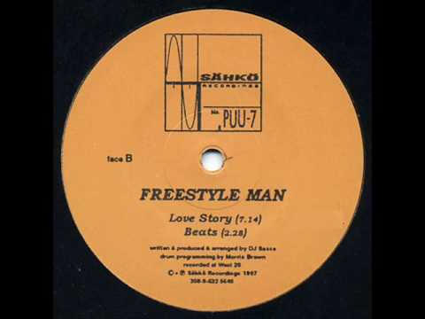 Freestyle Man - Love Story