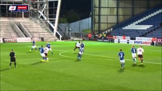 Oldham Athletic v  Bradford City – Football League Trophy 2014/2015