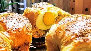 Великденски рецепти - казатиело napoletano. Италианска кухня.