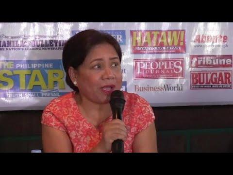 Sen. Villar on mining industry