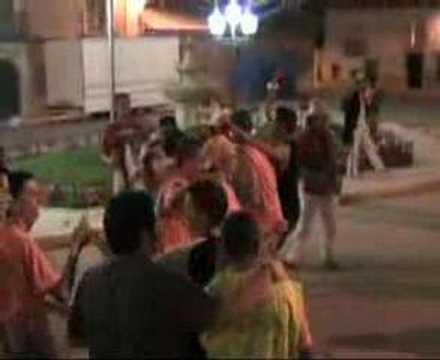 charanga en fiestas de alcazaren 2006